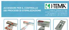 Catalogo accessori per il controllo dei processi di sterilizzazione