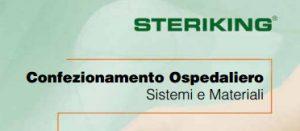 Catalogo sistemi e materiali di confezionamento ospedaliero