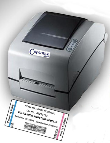 stampante copernico per etichette