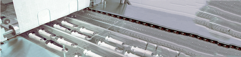 film termoformabili per la sterilizzazione con ossido etilene