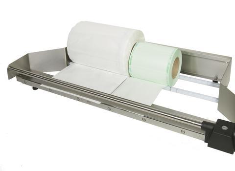 taglierine per rotoli per sterilizzazione